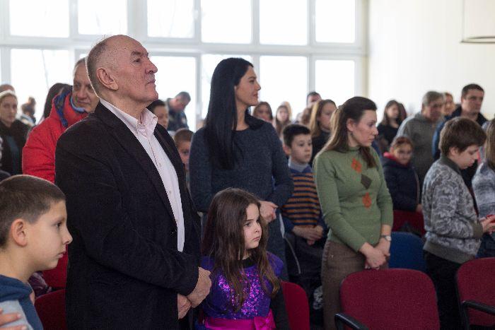 Свечана приредба поводом школске славе Светог Саве